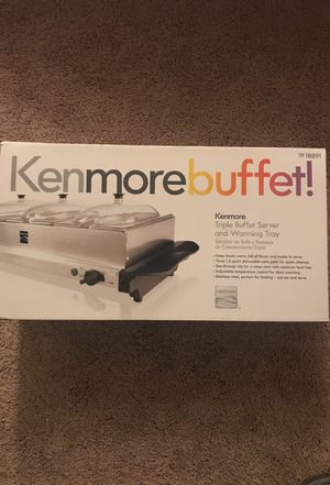 Brand new Kenmore Buffet Set