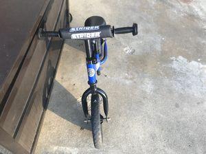 Balancing bike