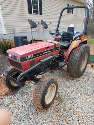 Case International 24.5hp tractor