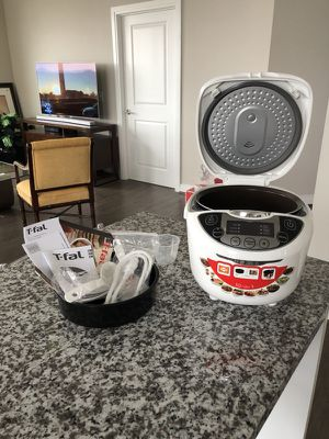 T-Fal 10 in 1 multicooker