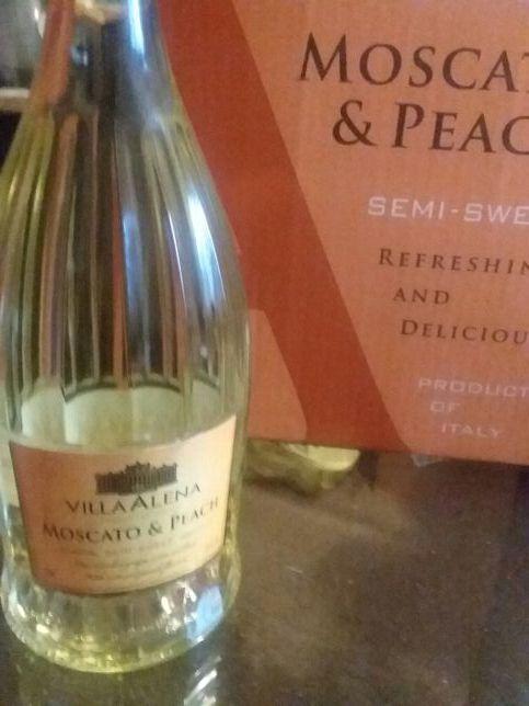 Image result for villa alena moscato and peach