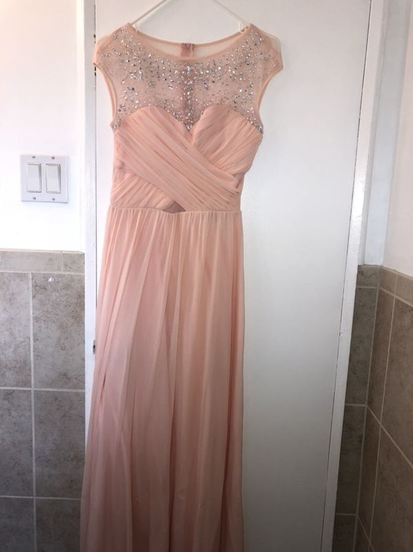 Cute Light Pink Prom Dress (Clothing & Shoes) in New York, NY - OfferUp