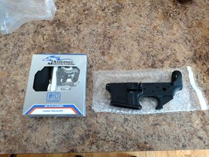 Anderson AM-15 Lower & AR Lower Parts Kit