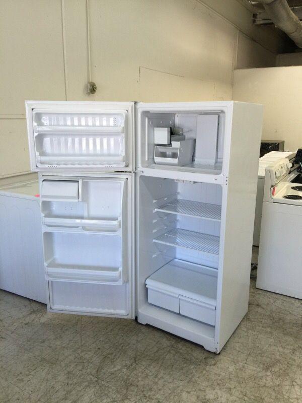 Hotpoint Apartment Size Refrigerator Cu Ft Top Freezer