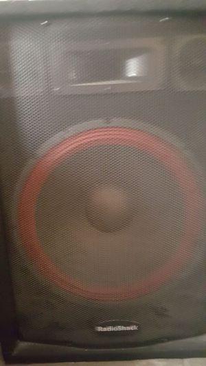 """Speakers pair 15"""""""""""