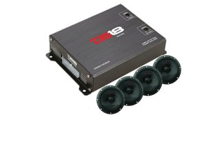 Amp/speaker combo