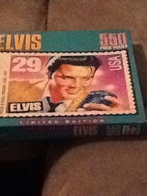 NEW Elvis puzzle