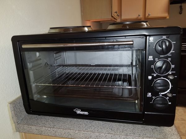 savoureux pro line convection toaster rotisserie Household in