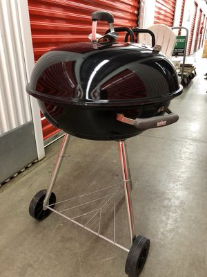 Weber grill $60