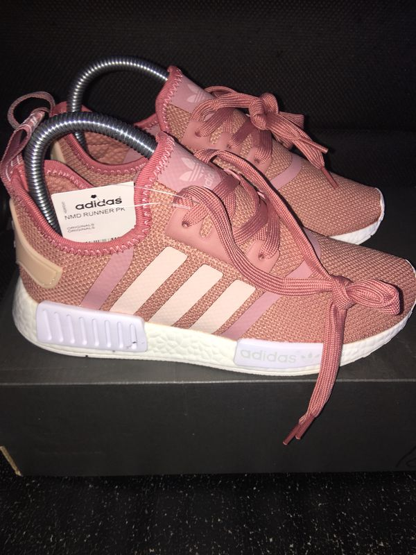 dcb0109f8d295 Adidas nmd salmon pink women size 6 (Clothing   Shoes) in Santa Ana
