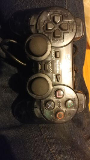PlayStation 1 remote/ controller