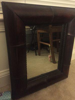 Mirror 10x13 w/ frame 17x20