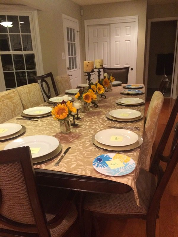 Thomasville Nocturne Dining Room Table Furniture In Virginia Beach VA