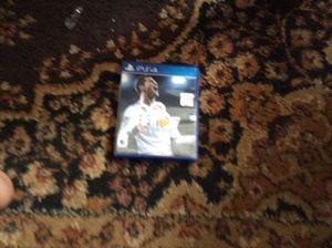 PS4 FIFA FOR $30 (BARLY USED REALLY BORING LOL)