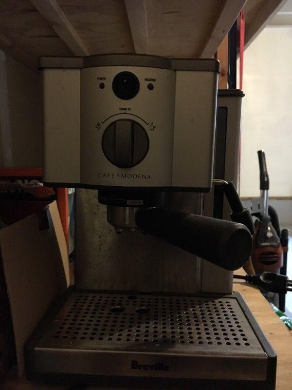 Espresso Machine Household In Auburn Wa