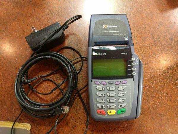 credit machine business