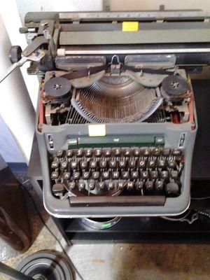 Vintage de luxe typewriter