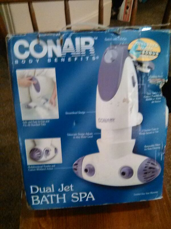Conair jet spa (Beauty & Health) in Newark, OH - OfferUp