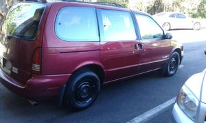 97 Nissan Quest XE $2500 or trade for bike