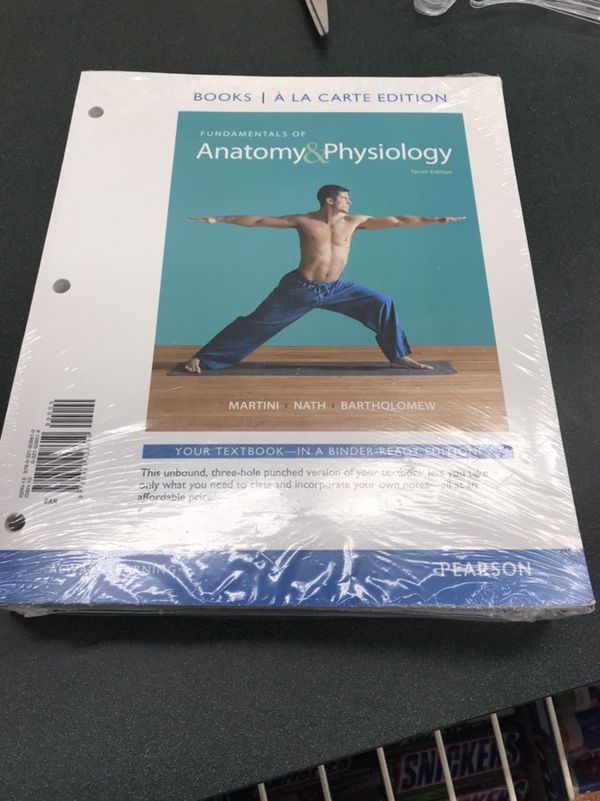 Atemberaubend Fundamentals Of Anatomy And Physiology 10th Edition ...