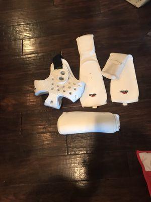 Taekwondo pieces