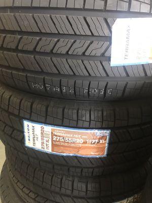 2755520 new tires set