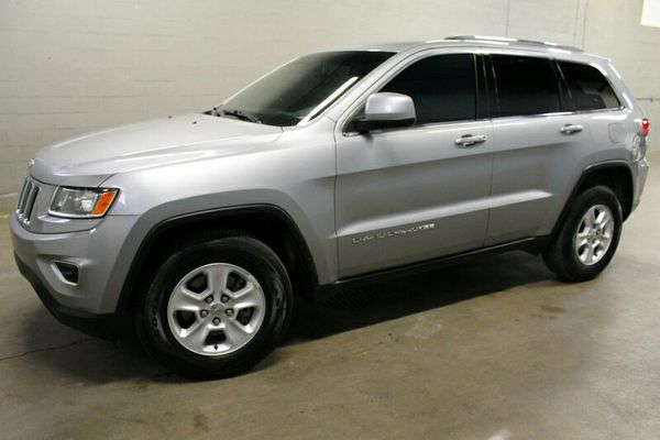2014 Jeep Grand Cherokee Laredo 4x4 - Flex Fuel, One Owner (Cars ...