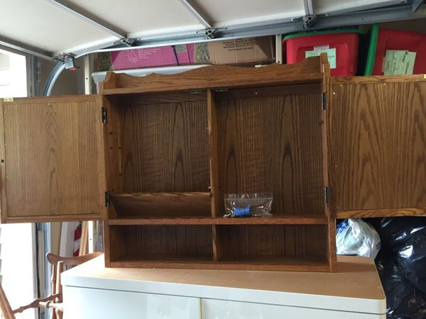 Simple Cherry Kitchen Cabinet Reface By Tony39s Custom Cabinets