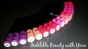 Indelible lipstick transfer-proof, water-proof