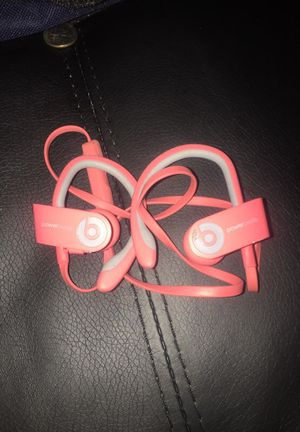 Beat by Dre wireless headphones