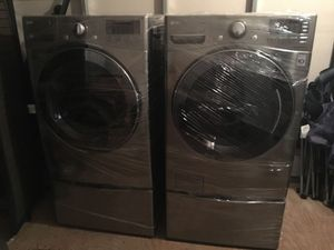 Washer and dryer pairs for sale