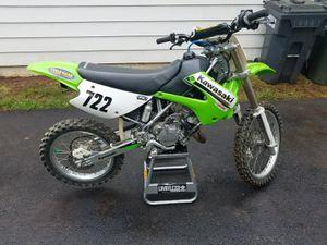 2006 kx 100 with 107 piston