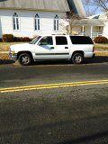 Chevy Suburban 9 passenger