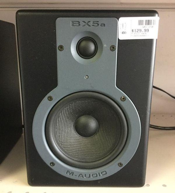 M-Audio BX5a Monitor Speaker Set