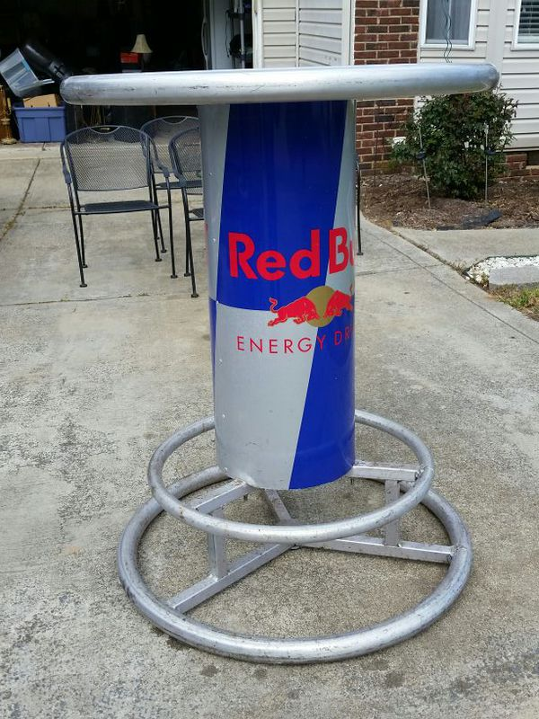 Red bull bar table gallery table decoration ideas other gallery of red bull bar table watchthetrailerfo