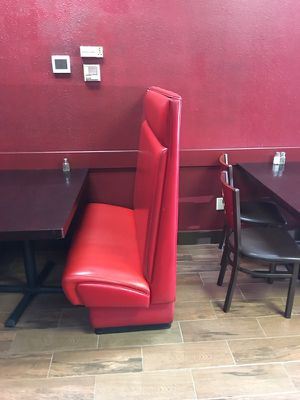 5 single booths for sale