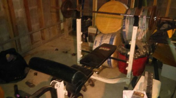 Lift bench ( Sports & Outdoors ) in Des Moines, IA - OfferUp