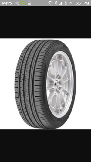 215-35R18/2153518 Zeetex New Tires; price is for each and includes mounting and balancing!!