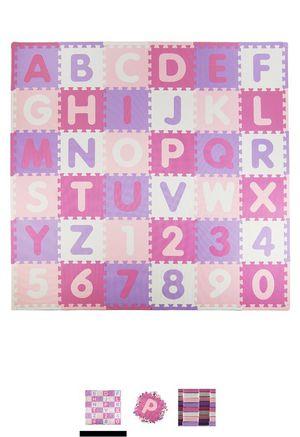 Alphabet Play Mat