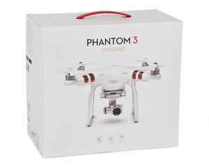 DJI Phantom 3 Standard *BOX ONLY DRONE NOT INCLUDED*
