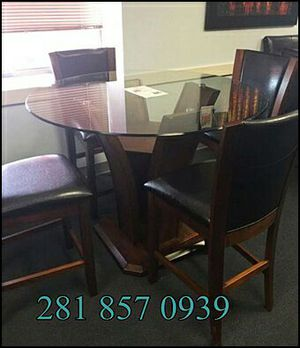 5pc dining room table set
