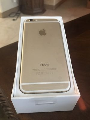 iPhone 6 64GB Unlocked Excellent Condition With Box And Accessories