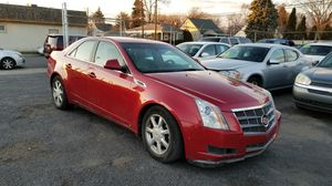 2008 Cadillac CTS AWD Fully loaded sunroof all power options