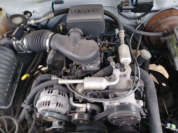 98 Chevy 5 7 Vortec Rebuilt Auto Parts In San Antonio