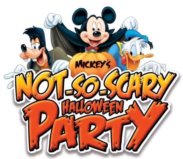 1 Ticket to Mickey's Not So Scary Halloween Party at Disneyland ...
