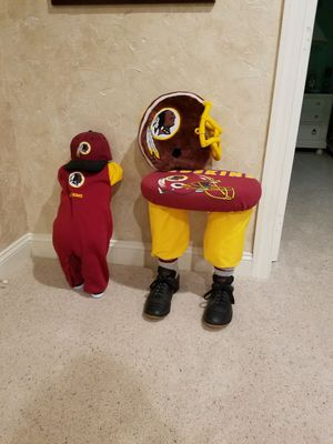 Redskins items