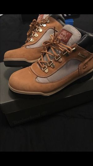 Timberlands size 5y