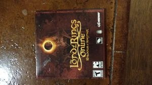 Lord of the Rings online games for Windows