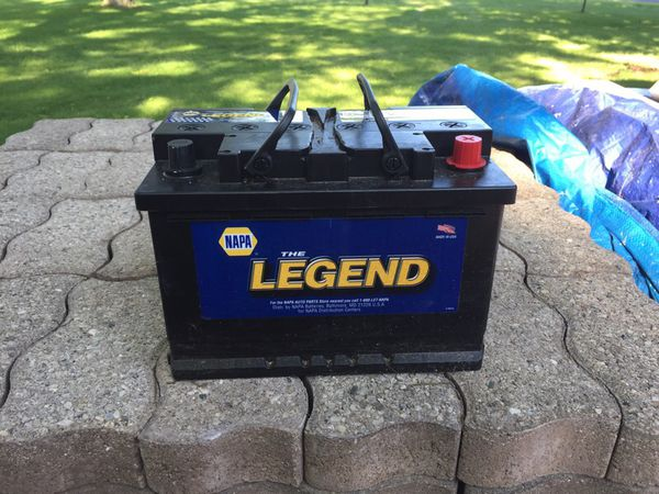 Battery Legend From Napa BMW Series Auto Parts In Webster - Bmw 3 series battery