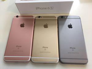 IPhone 6s 16gb - unlocked + 1 month warranty